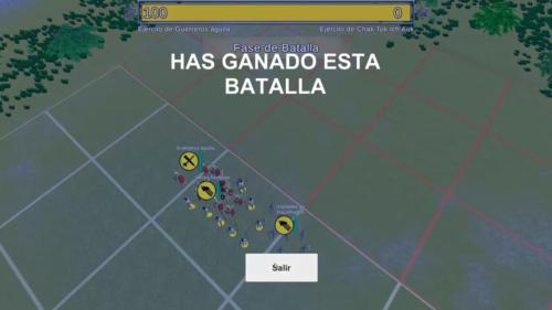 Ganar batalla
